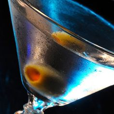 the dry martini - Alfred Hitchcock preferred his martinis so dry that he felt it was enough to wave an empty glass at a bottle of gin across the room. While we dont go quite that far, we do like it dry.
