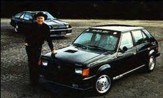 Dodge Shelby Charger GLHS | 1986 Shelby Dodge Omni GLH-S