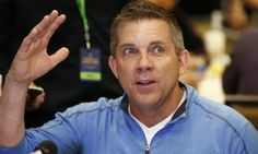 McMullen: Sean Payton slams the door on Johnny Manziel joining the Saints = Talking to someone over scrambled eggs doesn't necessarily mean you want to get married and for some reason, Sean Payton had to explain that to some at the league's spring meetings on Wednesday morning. Perhaps it was apropos that Payton got to emphasize his thoughts at the NFC coaches breakfast, where the New Orleans Saints coach shot down the report that he had an interest in signing troubled quarterback Johnny…