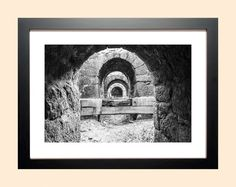 Black and white photo by AmbiancePhotography Photographic Prints, Etsy Shop, Black And White, The Originals, Unique Jewelry, Frame, Photography, Vintage, Picture Frame