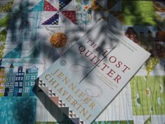 The Lost Quilter....4 stars...reads like a Historical Fiction , relating to slavery and the Civil War
