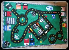 Home Goods Rugs Felt car mat Gift idea for RJ