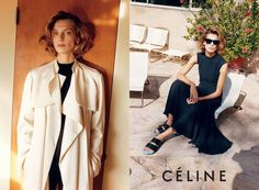 Celine SS13 Campaign.1