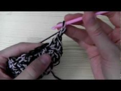 How to crochet a bikini [1] triangle top - YouTube