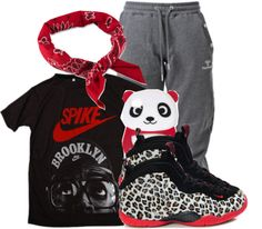 """""""Brooklyn"""" by clickk-mee ❤ liked on Polyvore"""