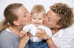 the first study ever to track children raised by lesbian parents, from birth to adolescence.