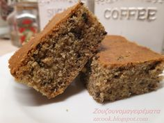 Greek Recipes, Banana Bread, Food And Drink, Easter, Sweet, Desserts, Greece, Cakes, Candy