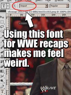 Since RAW sucked, a random observation    #wrestling  #wwe  #raw