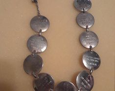 Bible Bookmark, 10 Commandments, Silver Rounds, Powerful Words, Google Images, Just For You, Drop Earrings, Drop Earring