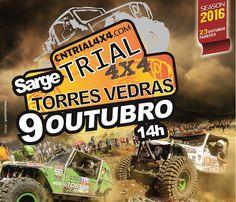 CN Trial 4×4: Solidariedade e competição de alto nível em Torres Vedras