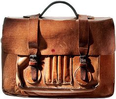 BREE - Natural leather bag