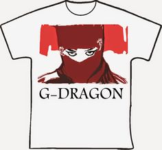 knupSilk - ESTAMPARIA/SERIGRAFIA: G-DRAGON