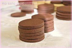 Cookies Receta, Cake Cookies, Plum Cake, Coconut Cookies, Sugar Craft, Chocolate Cookies, Galletas Chocolate, Party Cakes, Food Hacks