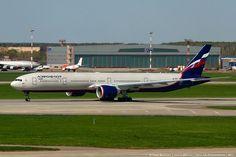 Aeroflot Boeing 777-300ER VP-BGF   Fourth Boeing 77W for Aer…   Flickr