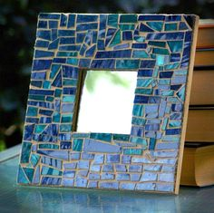HappyModern.RU | Рама для зеркала своими руками (48 фото): уникальная отделка при минимальных вложениях | http://happymodern.ru