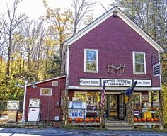 Ripton Country Store.  (Where I short-shop and get my mail.)