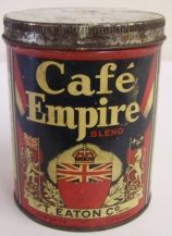 Cafe Empire Blend Coffee