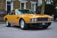 The Persuaders car. Brett Sinclair