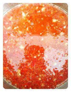 Clean sweet thai chili sauce!