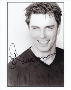 John Barrowman AKA: Captain Jack