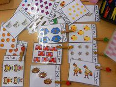 TIC, LLAPIS I PAPER: RACONS DE MATEMÀTIQUES Teaching, Games, Holiday Decor, School, English, Sensory Activities, Worksheets, Preschool, Early Education