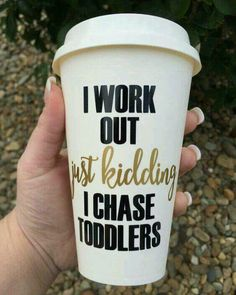 I'm gonna need this cup soon lol