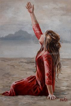 - Praise to You! - paintings - – Praise to You! – House Of Maria ZA - Jesus Painting, Art Painting, Spiritual Art, Spiritual Paintings, Fine Art Painting, Prophetic Art, Bible Art, Art, Christian Paintings