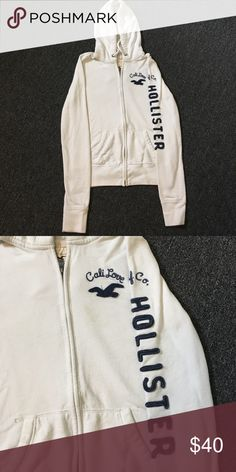 Medium hollister sweatshirt Medium hollister sweatshirt Hollister Sweaters