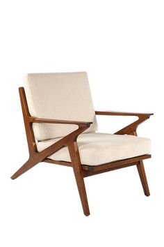 The Tamholt Beige Lounge Chair by Control Brand on @HauteLook