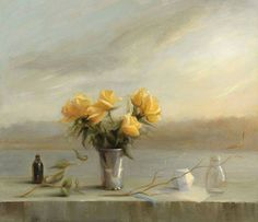 Juliette Aristides, Hyperrealism, Still Life Art, Contemporary Artists, Ethereal, Flower Art, Fine Art, Landscape, Gallery