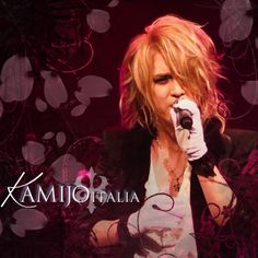 While waiting for the official release of the new single 「mademoiselle」TOMORROW September 27!  ~♡ #KAMIJO #KAMIJOItalia #マドモワゼル