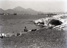Lowell Thomas on the Island of Milo. From the #LowellThomas Collection