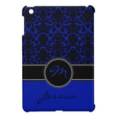 Blue, Black, White Damask iPad Mini Case We have the best promotion for you and if you are interested in the related item or need more information reviews from the x customer who are own of them before please follow the link to see fully reviewsHow to          Blue, Black, White Dama...