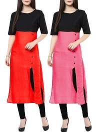 Cotton Kurta Set of 2 cotton kurtas @ just Rs.444 Limeroad offers set of 2 cotton kurtas only @ just Rs. 444 only. Limeroad is top brand in girls wear products. Here Limeroad offers quality product. Product description are here.  color :Multicolor material :Cotton touch and feel :Dry length (inches) :42 set of :2 … Continue reading Set of 2 cotton kurta @ just Rs.444