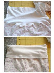 Shannon Sews: Easy Pajama Pants with Comfy Jersey Waistband - sew your own!