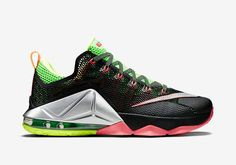 "Nike LeBron 12 Low ""Remix"""
