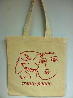 Pablo Picasso, Create Peace Bag
