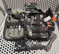 Maxpedition organizer - might be great for T1D