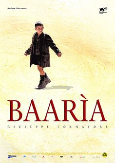 Baarìa is a 2009 Italian film directed by Giuseppe Tornatore. The film recounts life in the Sicilian town of Bagheria (known as Baarìa in Sicilian) Top Movies, Movies To Watch, Giuseppe Tornatore, Raoul Bova, Cavalleria Rusticana, Movie Co, Movie List, Office Movie, Film Streaming Vf