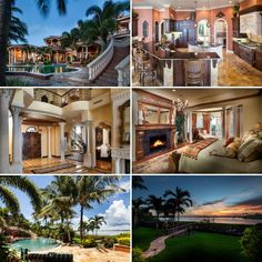 Luxury Real Estate Search features this estate on Tierra Verde's premier #OceanviewDrive with 5 bedrooms, 5 bathrooms in 7,184 square feet of living space #luxury #realestate #LuxuryHomes #view #pool #spa #Florida #luxuryrealestatesearch