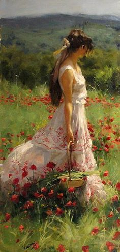 Vicente Romero Redondo. Spanish painter Vicente Romero studied at the Faculty of…