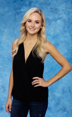 Lauren B. from The Bachelor Season 20: Meet Ben Higgins' Ladies!  A 25-year-old flight attendant from Marina Del Ray, Calif.