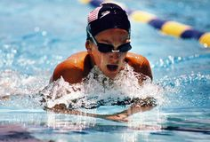 Swim with Summer Sanders #FitnessBucketList