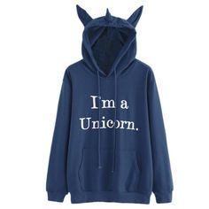 853797ab085ca5 35 Best Unicorn Hoodies images in 2018 | Unicorn hoodie, Hooded ...