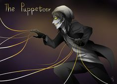 38 Best The Puppeteer images | Creepy stuff, Creepy things
