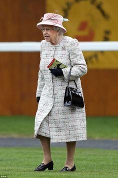 koningin elisabeth 91 jaar 21-4-2017