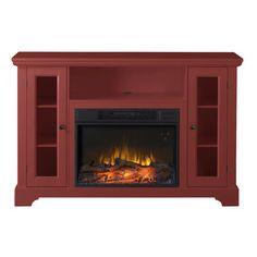 Homestar Queenston Media Electric Fireplace & Reviews | Wayfair