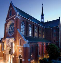 Martin's Patershof - hotel in a church in Belgium