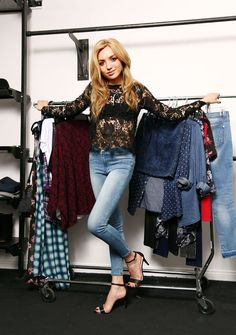 Peyton List Is The New Face Of Bongo