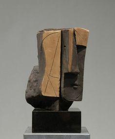 Thomas Junghans: Janus1 Sculpture Head, Abstract Sculpture, Reclaimed Wood Art, 3d Wall Art, Ceramic Figures, Welding Art, Contemporary Sculpture, Street Art Graffiti, Art Object